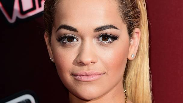 "Rita Ora is on a list of ""expected highlights of 2015"" put together by the Department for Culture, Media and Sport"