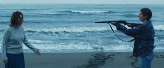 """A scene from the film """"Vergine Giurata"""""""