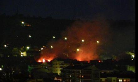 <!--:en-->Albanian houses are burning once again<!--:-->