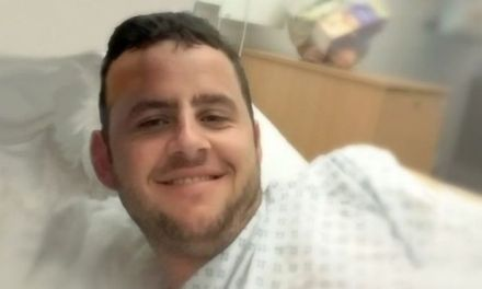 Brain tumour Albanian who was arrested for immigration offences, has been admitted and discharged from hospital again