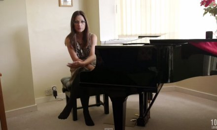 Yllka Istrefi, the marathon-running classical pianist from Haringey