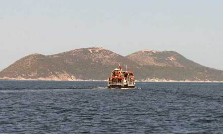 NDTV: Derelict Albanian Military Island Opens Up to Tourists