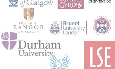 Do you want to study at an outstanding British university on a fully funded scholarship?
