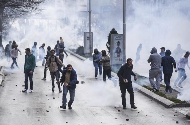 Recent opposition demonstrations in Kosovo