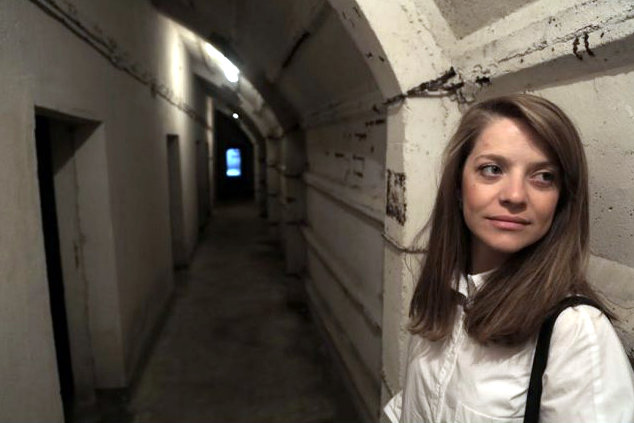 Elena Bardhi, director of projects at Albanian Tourism, dips into Albania's Soviet past by taking a stroll through Cold War underground bunker tunnels, situated deep beneath the quiet town of Gjirokastra. The tunnels are a must-see if visiting Gjirokastra.