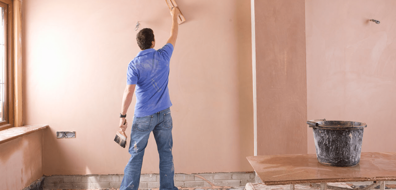 Albanian handy person for rendering and plastering job is required, £35,000 a year