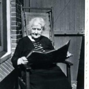 Maria Gregoria Willeke-Muller? Njera nga fotot misterioze te gjetura ne Tirane.
