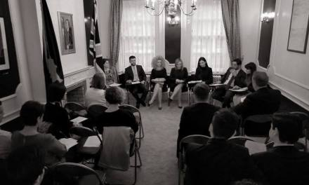 A new Albanian asssociation was launched yesterday in London