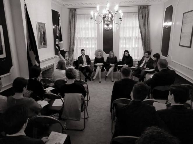 British-Albanian Lawyers Association launch in London