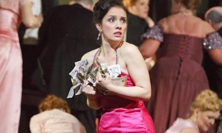FT: Opera star Ermonela Jaho, from communist Albania to New York