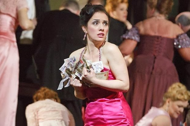 FT: Opera star Ermonela Jaho, from communist Albania to New York