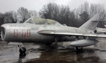 Fancy a Cold War plane? You can buy one now in Albania
