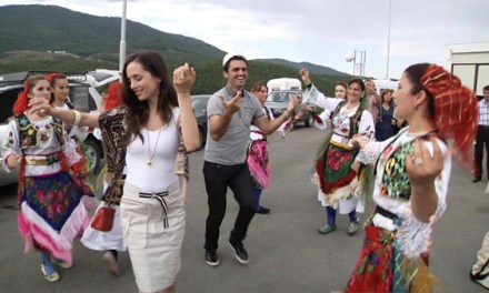 'Dear Albania,' by Eliza Dushku, airs on an American television (Video)