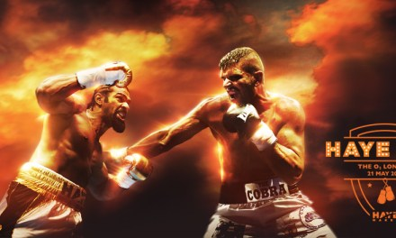 Boxing: David Haye to fight against Albanian 'The Cobra', at the London's 02, on 21 May