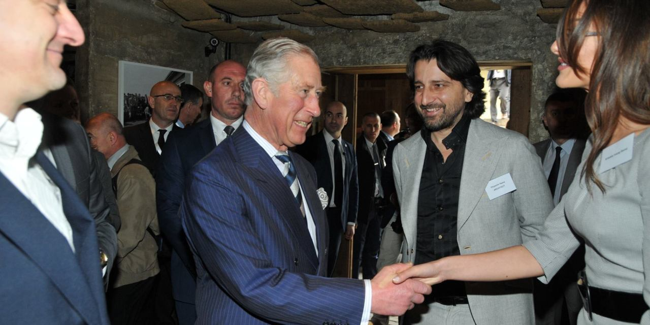 Photos: Prince Charles praised Kosovo and British citizens making a difference to people's lives