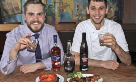 Albanian chef that creates perfect dishes for Sheffield's Cubana