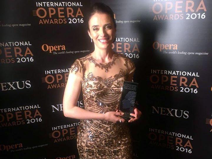 London: Albania's Jaho wins International Opera Award