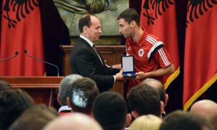 Albania fears impact of Kosovo football team, after Kosovo joins Uefa and Fifa
