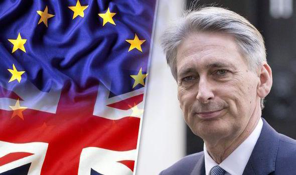 Philip Hammond-i: Nëse i thuhet PO Brexit-it, s'ka kthim prapa