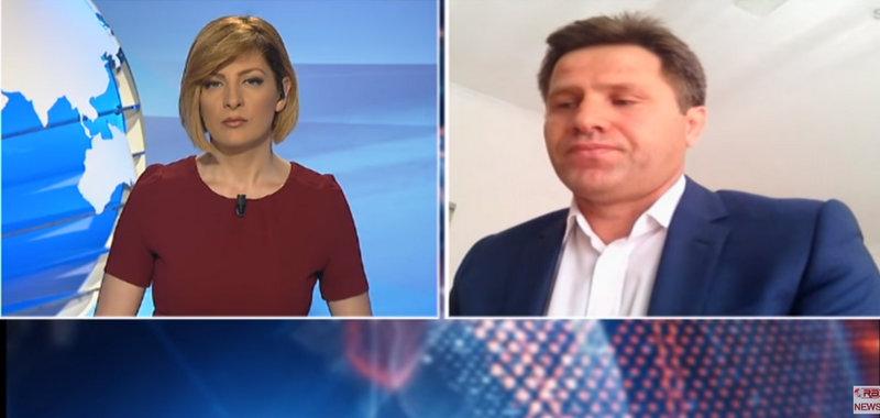 Lavdërim Krashi komenton për Ora News rreth referendumit të Brexit-it (Video)