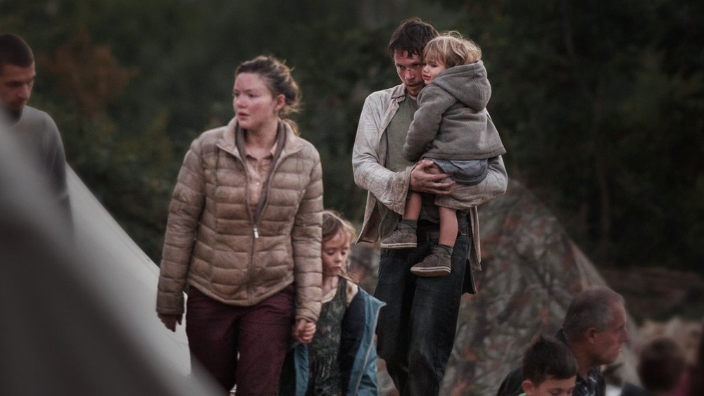 Refugees inspire 'reverse' migration film drama starring Jack O'Connell and Holliday Grainger