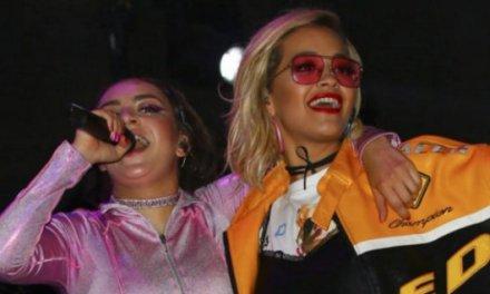 Civitas.al: Rita Ora i shpëton për pak sulmit terrorist në Orlando