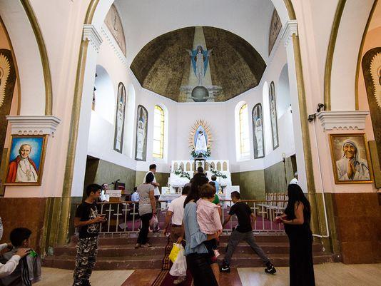 usatoday.com: Albanians celebrate Balkan nation's ties to 'Saint' Teresa