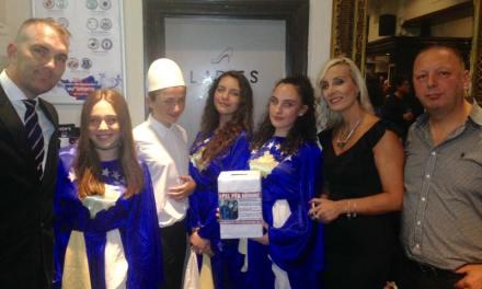Edhe një mbrëmje e suksseshme bamirësie organizuar nga aktivistë të Londrës