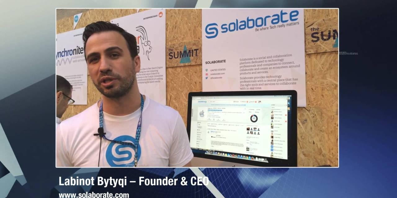Kickstarter superstar Labinot Bytyqi: From war refugee to tech innovator