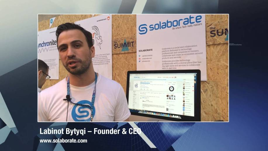 Labinot Bytyqi - Founder and CEO, Solaborate