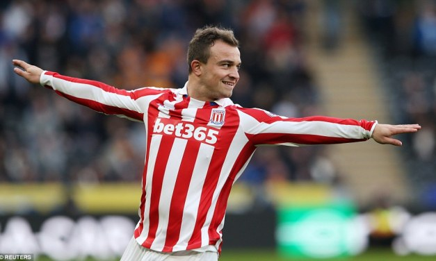 Daily Mail: Xherdan Shaqiri masterclass leaves Hull City with tails between their legs