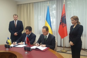 Uatoday.tv: Ukraine and Albania abolish visas
