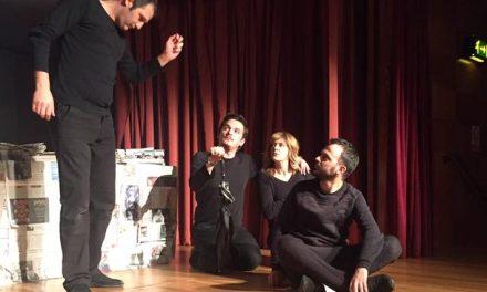 """Mbrëmë në Londër u shfaq """"Sikur kjo të ishte shfaqje"""", në vazhdën e ditëve të kulturës shqiptare në Britani të Madhe"""
