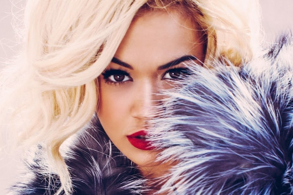 A Spotify playlist made up entirely of songs by refugee artists, including Rita Ora