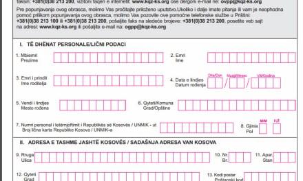 Mërgimtarë, regjistrohuni me email që të votoni, Kosova ka nevojë për ju!