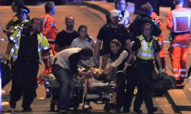 Heroic British-Albanians led 130 people to safety as terrorists charged towards them