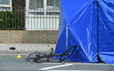 Ardian Zagani, the sixth cyclist to be killed on the London's roads this year