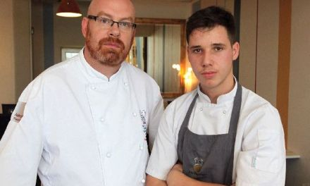 Top Devon chef supports fight to stop an Albanian chef being deported to Albania