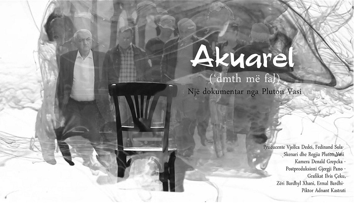 AQUARELLE (…'it means I'm sorry) by Pluton Vasi (45mins, Albania)
