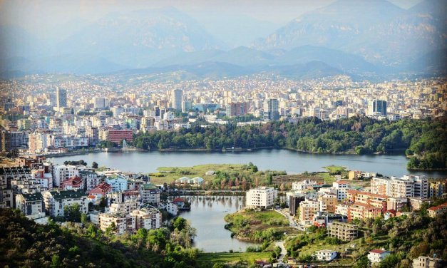 The Economist: Tirana, the Balkans' best-kept secret