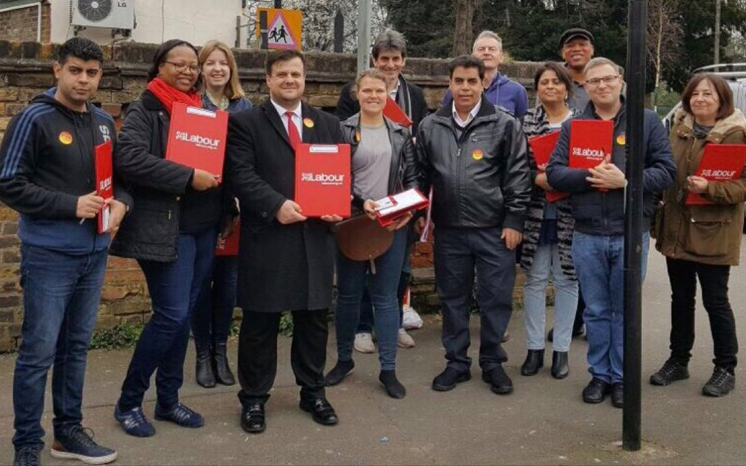 Five British Albanians are running for councillors in England Local Elections 2018