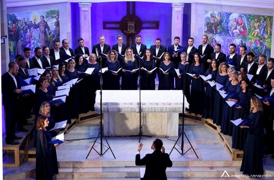 Kori i Filarmonisë së Kosovës me dy koncerte në Angli