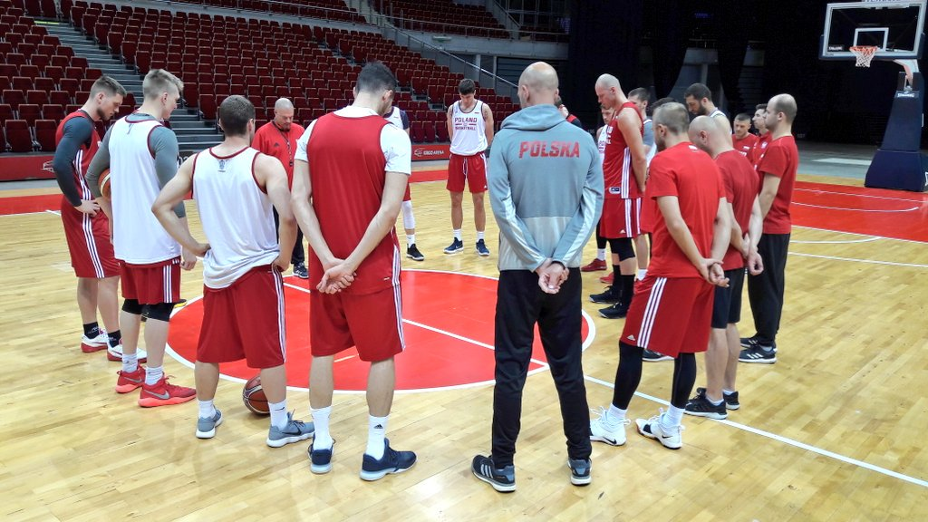 Poland basketball team held today a minute silence for him. They will play a match in Kosovo on Monday on 1st July.