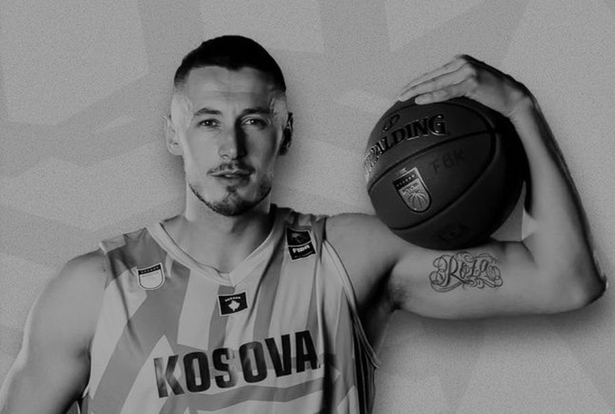 Tragedy in Kosovo: A basketball representative, who recently played for Leeds Force, dies in a car accident