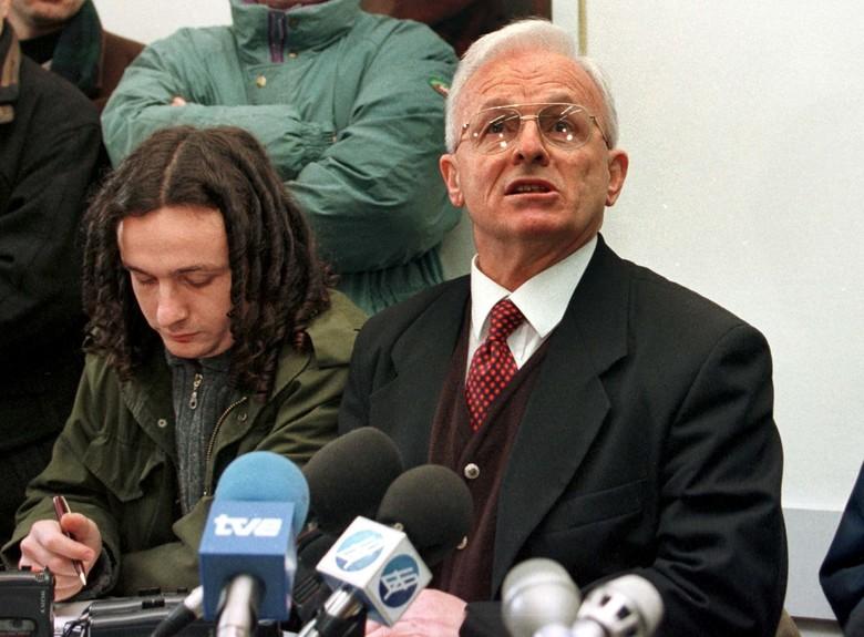 Kosovo's Mandela, Adem Demaçi, dies at 82