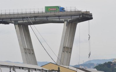 Two Albanians among dead in Italy bridge collapse