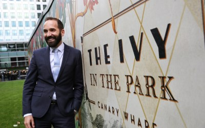 Kosovan refugee, a driving force behind The Ivy Collection's success
