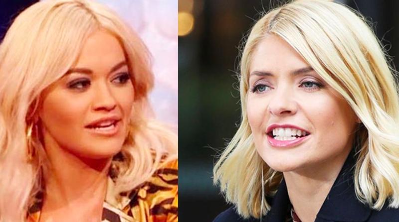Rita Ora vs Holly Willoughby