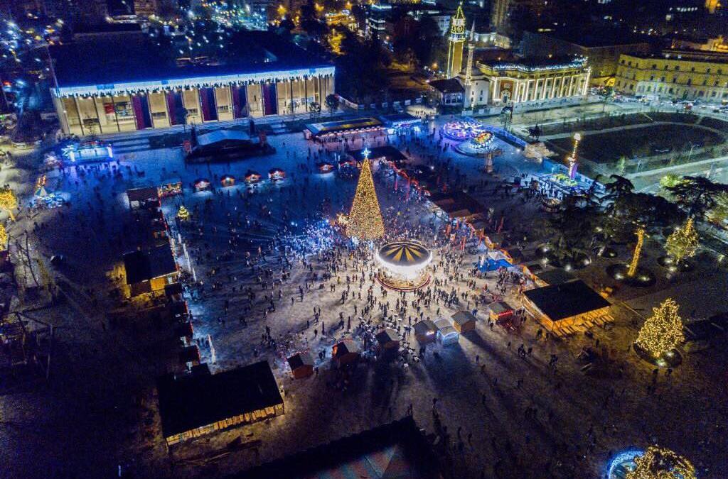 Albania among emerging Europe's Christmas markets