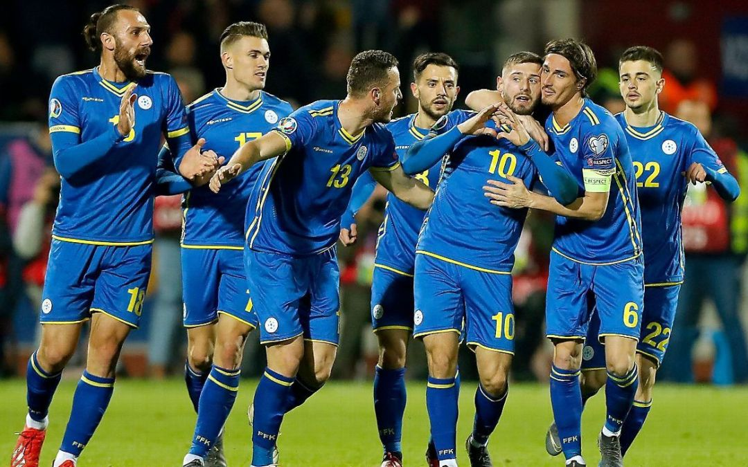 Kosovo's fenomenal rise: How a country formed in 2008 is on the verge of reaching Euro 2020